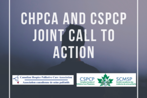 CHPCA and CSPCP Joint Call to Action