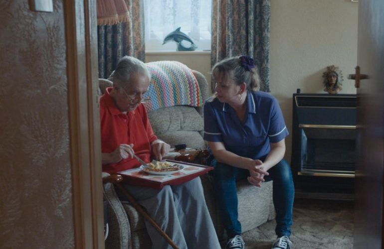 Film team launch toolkit for medical training in palliative care