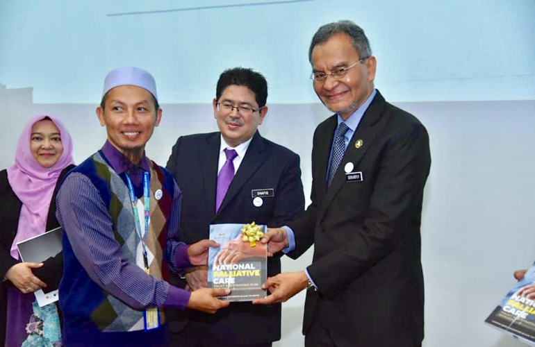 Malaysia launches first national policy on palliative care