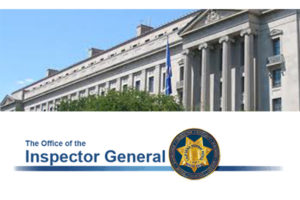 U.S. Office of the Inspector General.