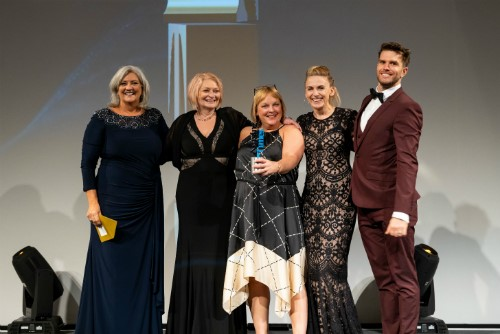 Trinity Hospice receives technology award from Nursing Times