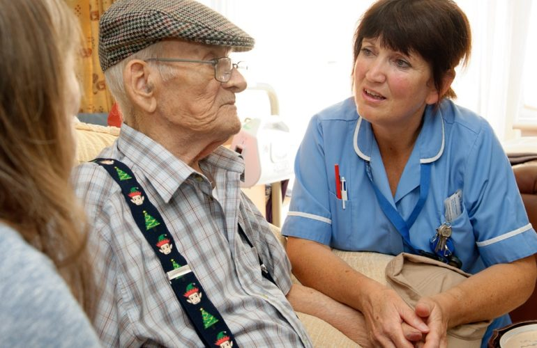 St Barnabas Hospice rated 'outstanding' by CQC