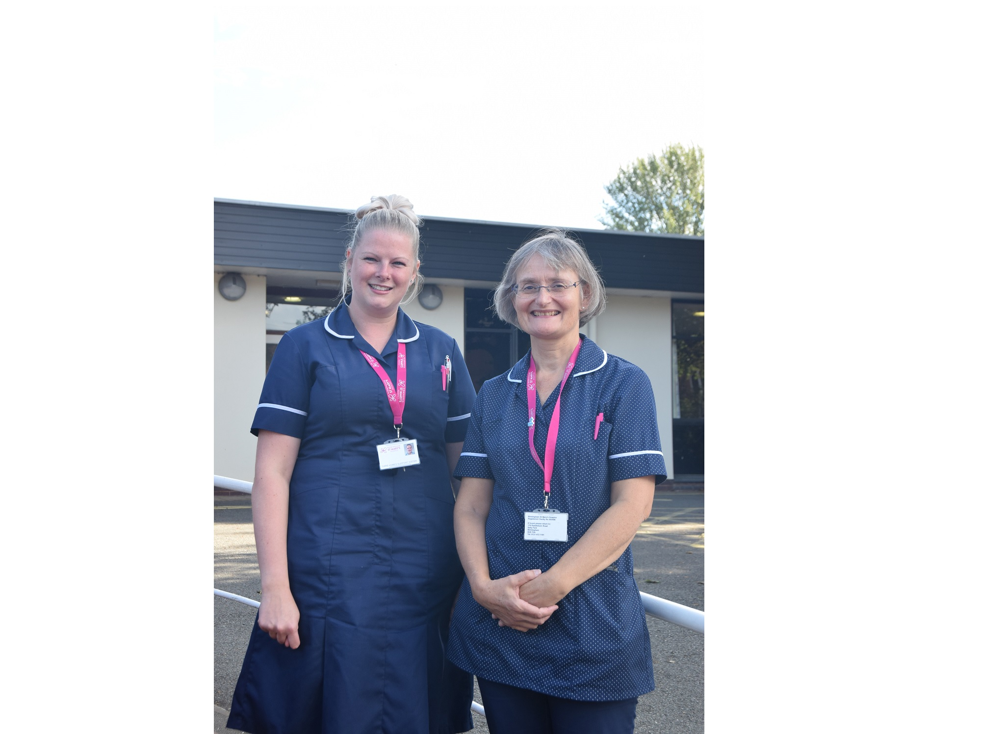 Birmingham St Mary's care homes programme celebrates first year success