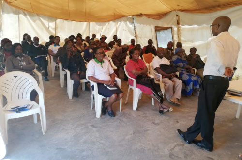 KEHPCA CONDUCTS PALLIATIVE CARE LEGAL AID CLINICS IN THE COUNTIES