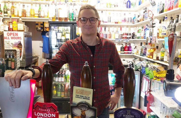 Trustees' Week: Meet young trustee Matthew Jones