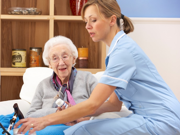 End of life home nursing service receives CQC 'outstanding' rating