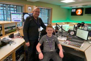 BBC CIN - studio