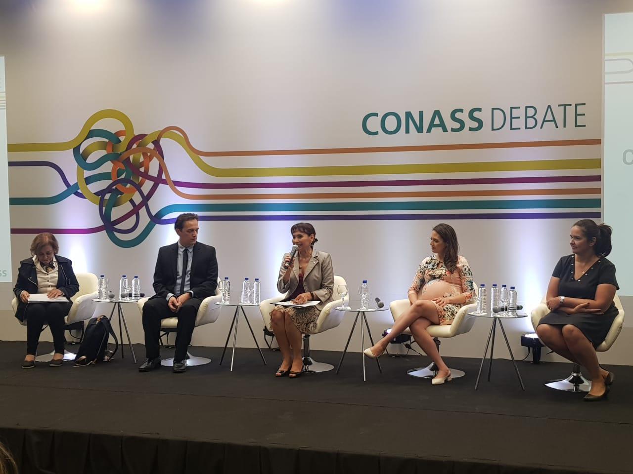 Encuentro del Estado con la Sociedad Civil para discutir una Política Nacional de Cuidados Paliativos en el Brasil