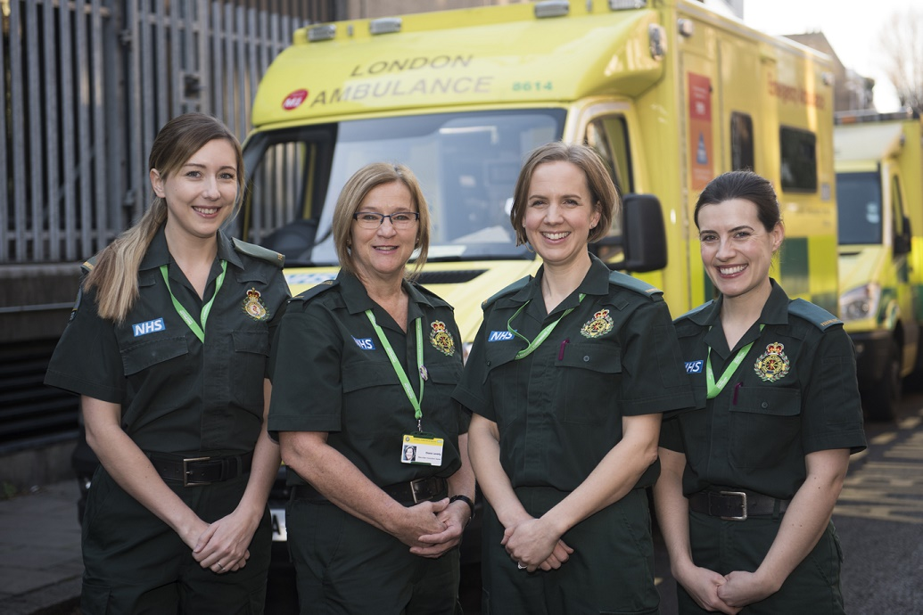 Ambulance staff receive specialist training to support end of life patients