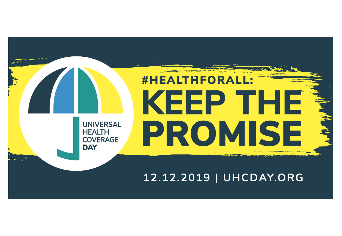 Keep your promise on Universal Health Coverage: Millions with serious health-related suffering are being left behind