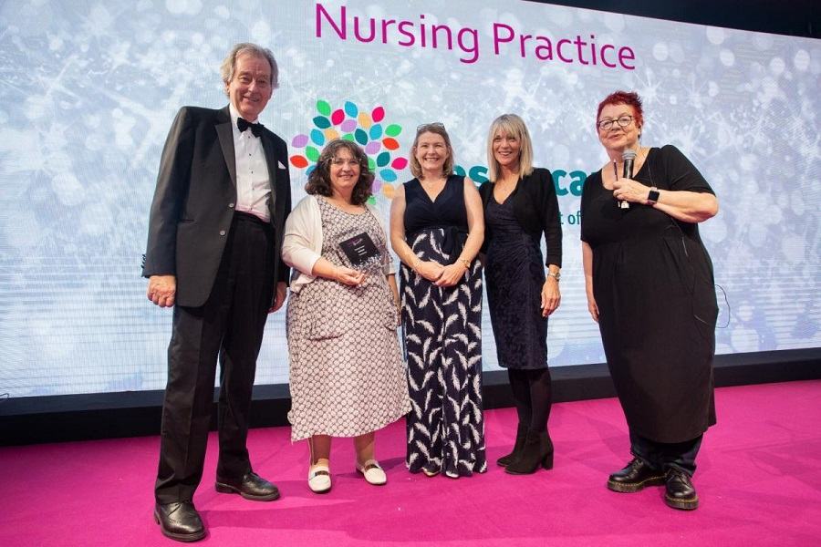 Hospices recognised for innovation in nursing and education by national awards