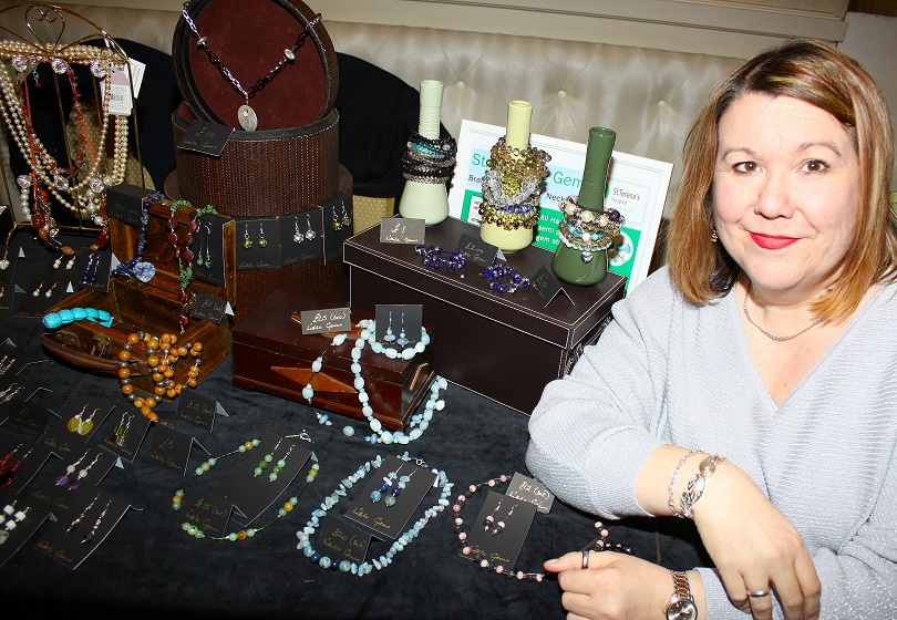 Hospice launches handcrafted jewellery range