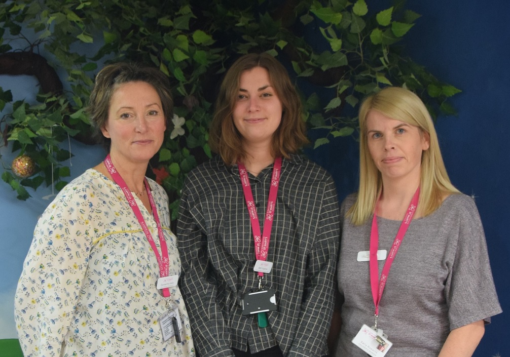 Birmingham hospice launches bereavement group for children and young people