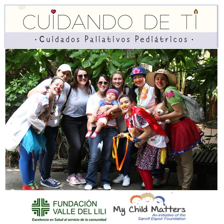 El programa My Child Matters apoya los cuidados paliativos pediátricos en Colombia