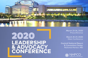 NHPCO Leadership and Advocacy Conference 2020