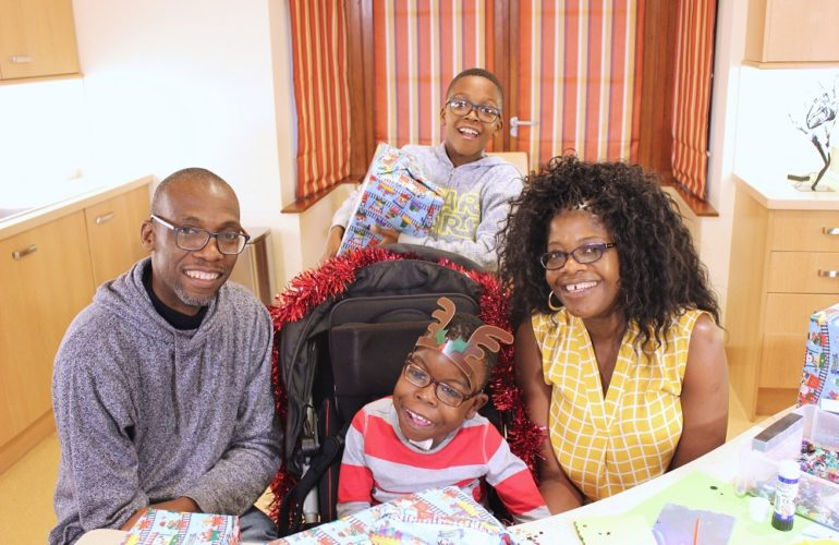 How a hospice is making dreams possible for an exhausted family