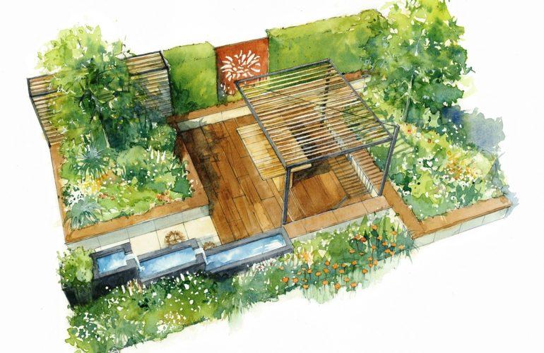 Award-winning designer to launch new hospice garden