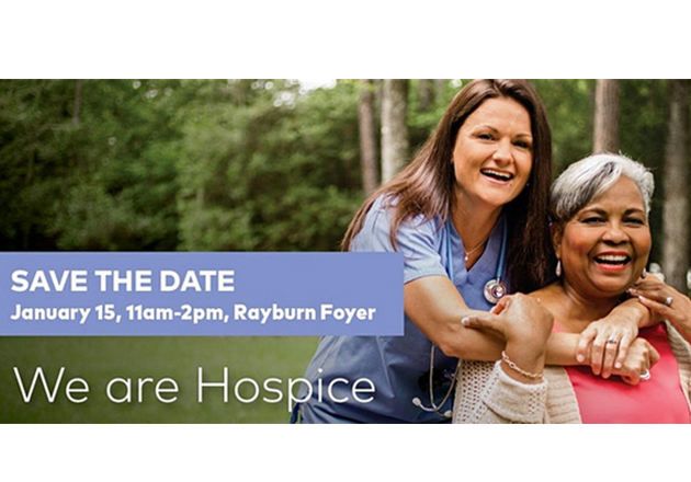 Hospice resource fair on Capitol Hill
