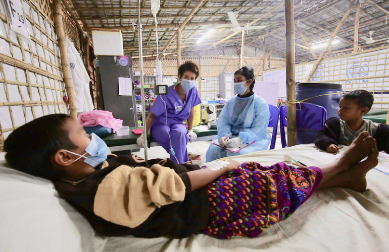 The role of palliative care in infectious disease outbreaks