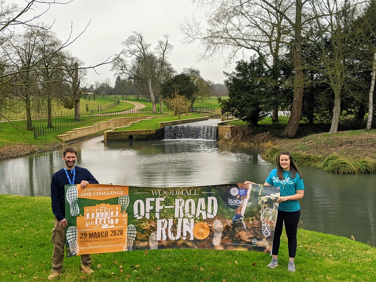 Hospices work together to raise funds