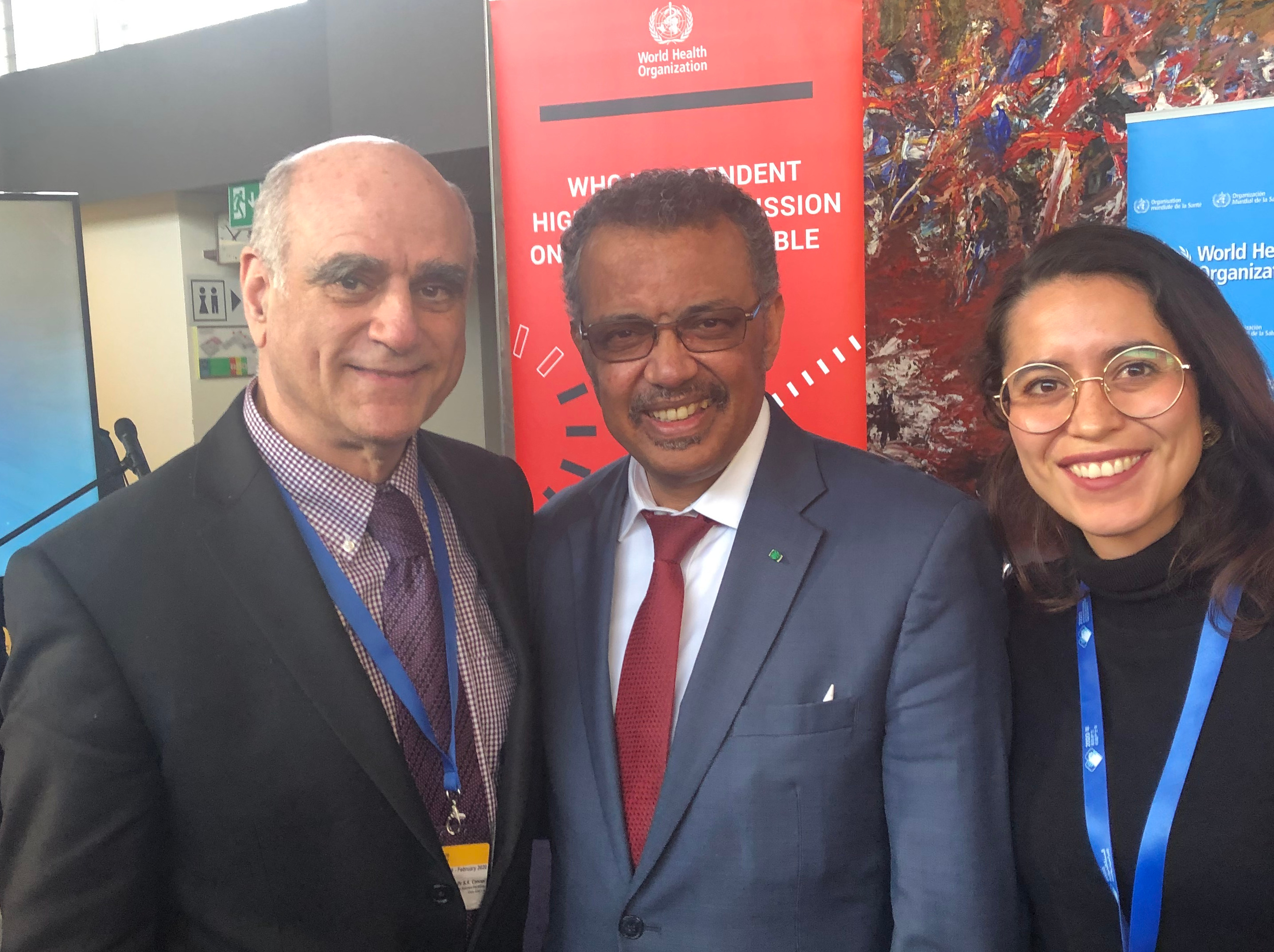 """Advocates highlight palliative care as """"essential component"""" of healthcare at WHO Executive Board meeting"""