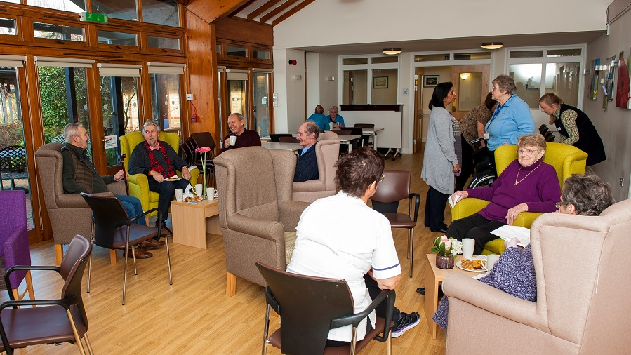 Hospice launches wellbeing workshops and café for the whole community