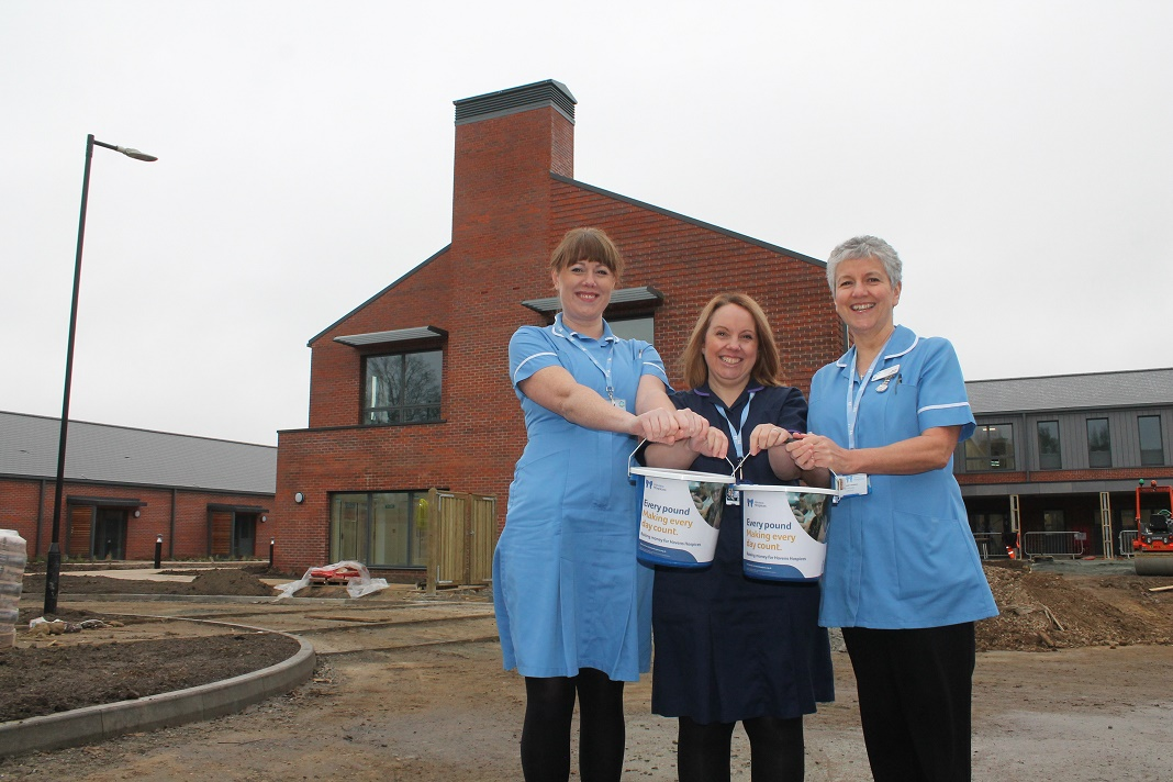 New hospice for Essex reaches fundraising appeal target