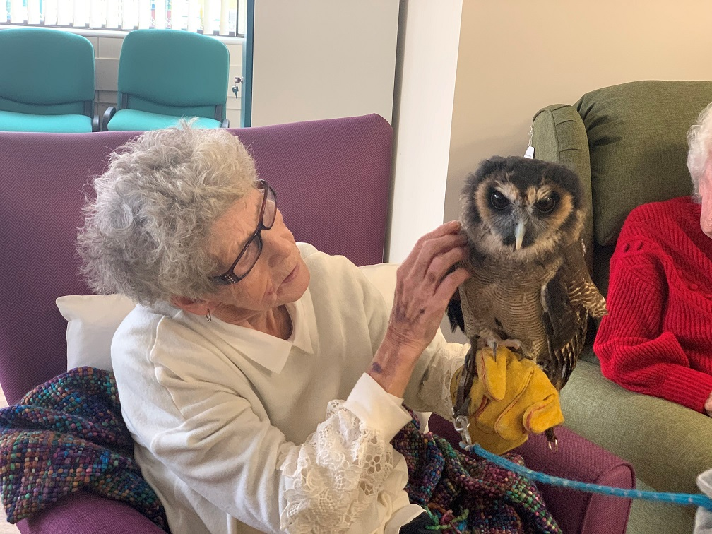 Hospice launches new day centre programmes