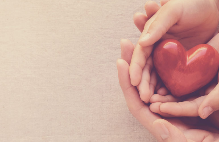 When a Day of Love Turns into Intense Grief, Call VITAS Healthcare's Valentine Help Line