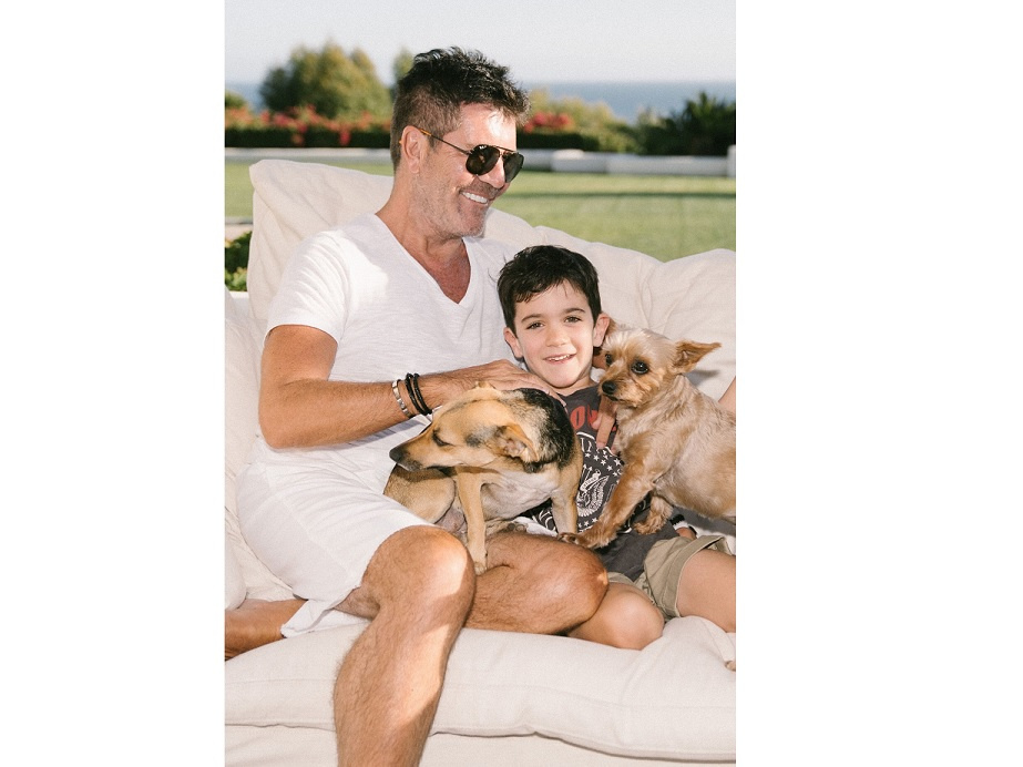 Book series by Simon Cowell and son will benefit children's palliative care charities