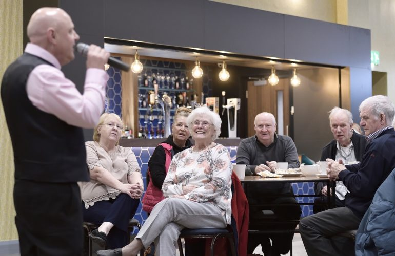 How football clubs are helping people living with dementia