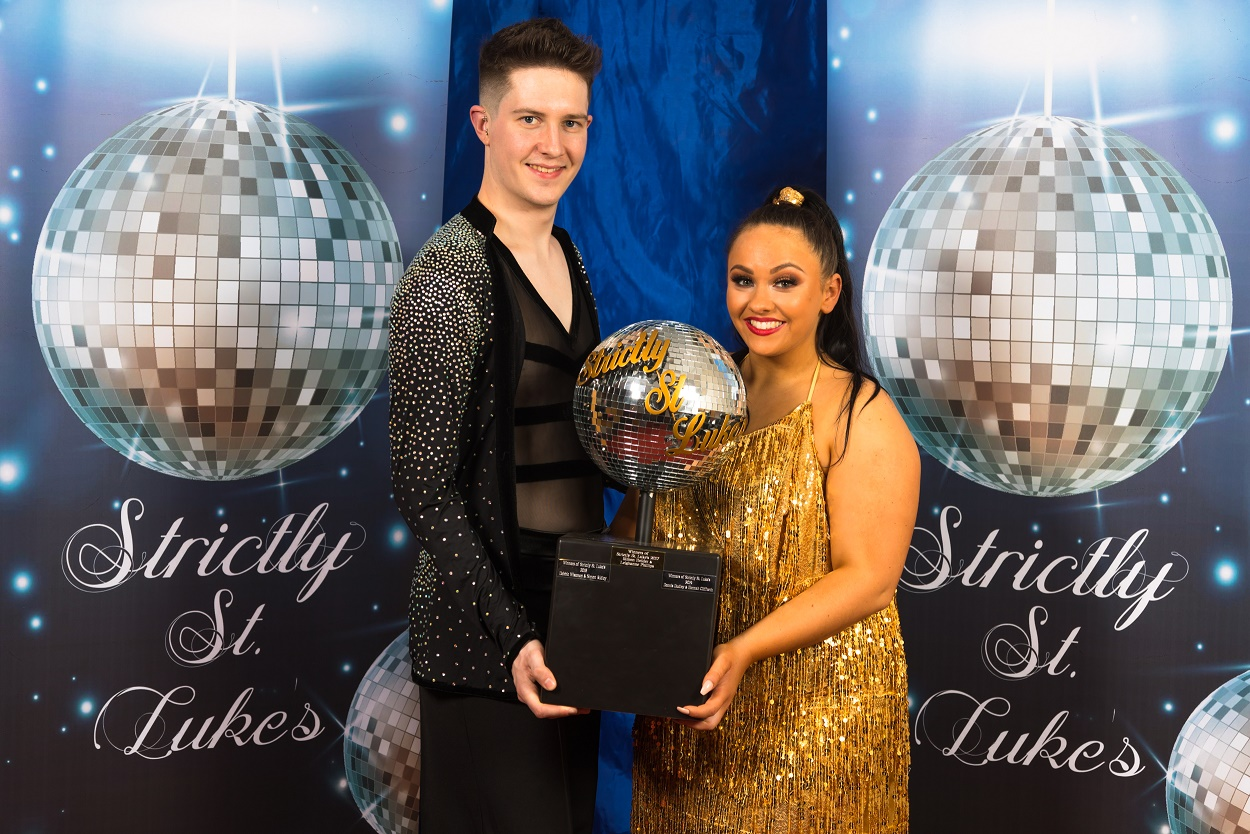 Strictly Come Dancing-inspired event raises £42k for hospice