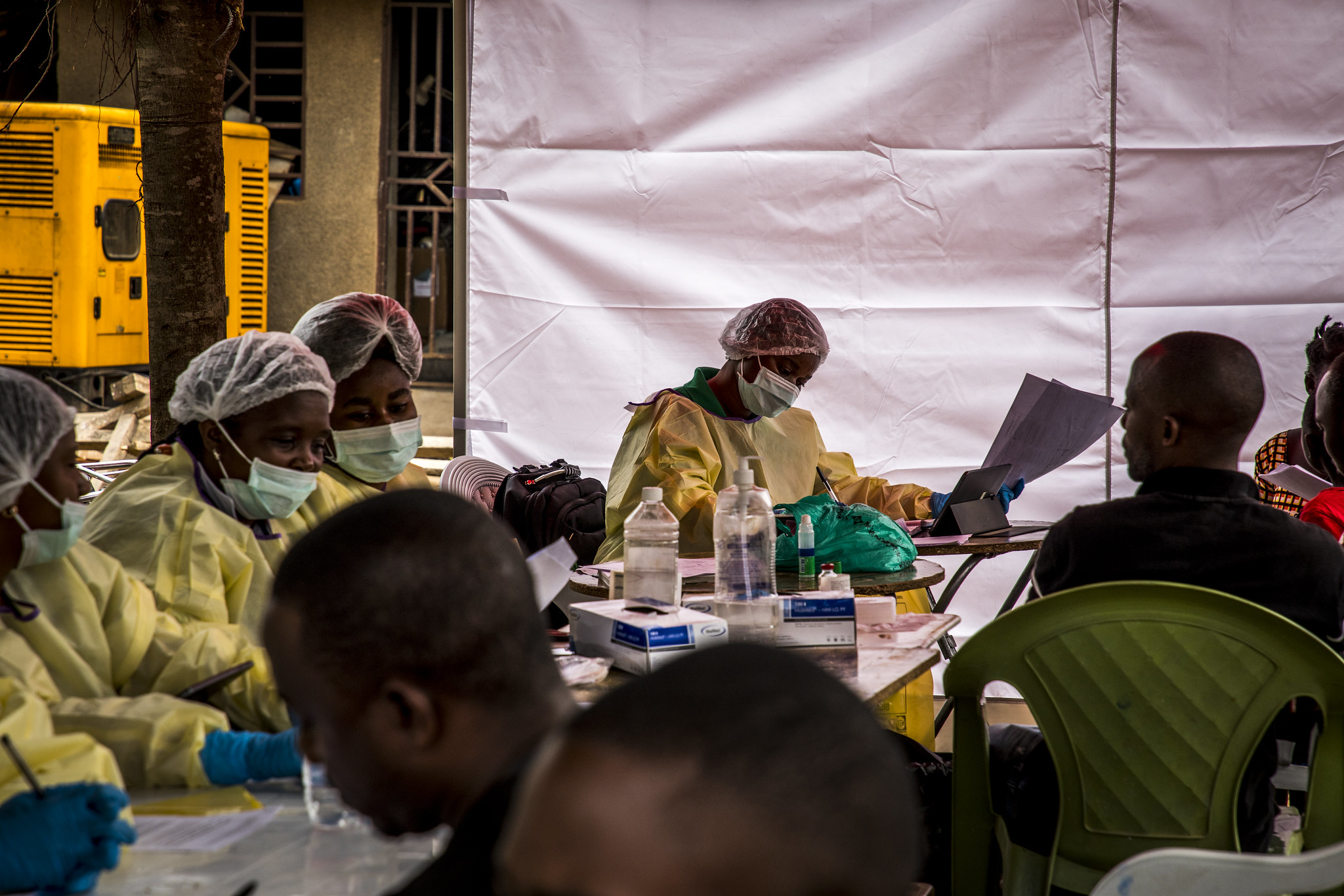 African health systems brace for wave of COVID-19 cases