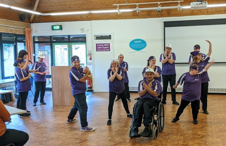 Hospice wins award for helping people with learning disabilities