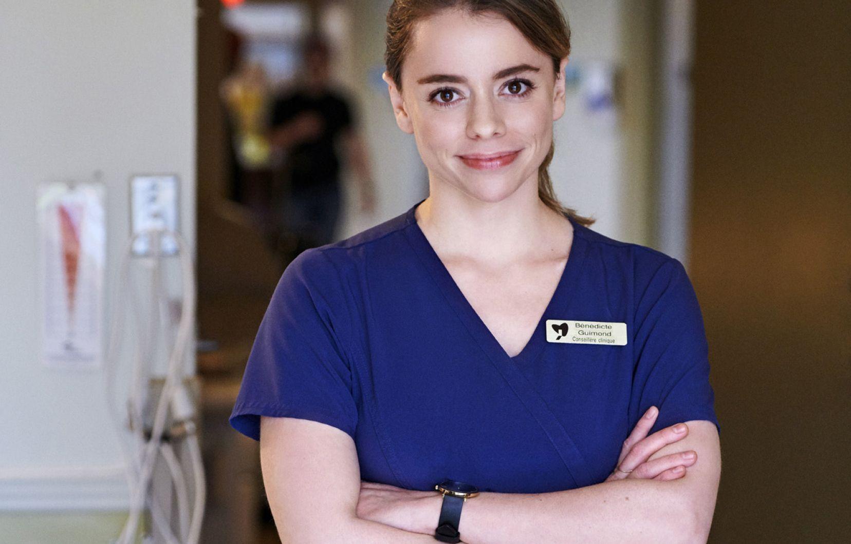 Profession: infirmière en soins palliatifs