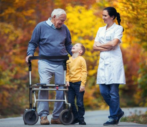 Hike for Hospice Palliative Care