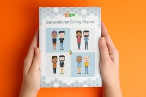 Qgiv's New Generational Giving Report Examines What Motivates Different Generations to Give and How Nonprofits Can Best Reach Members of Each Generation.