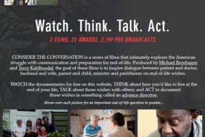Consider the Conversation website