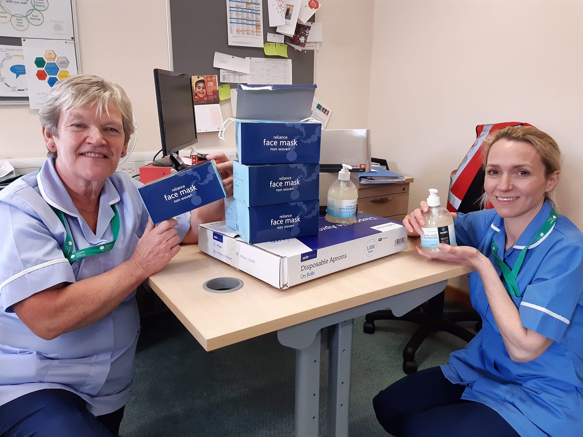 Communities step up to support their local hospices around the UK
