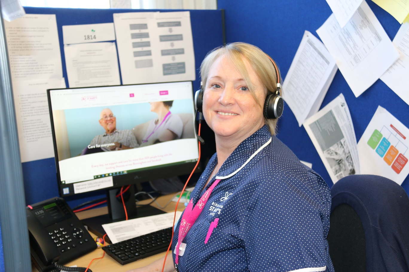 Birmingham hospices partner to launch single hub for care during Covid-19