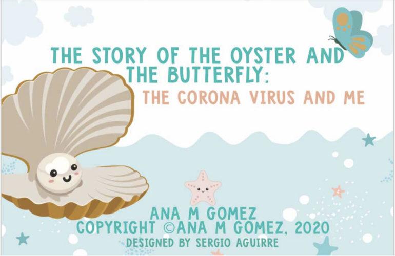 Beautifully illustrated books help children understand Coronavirus