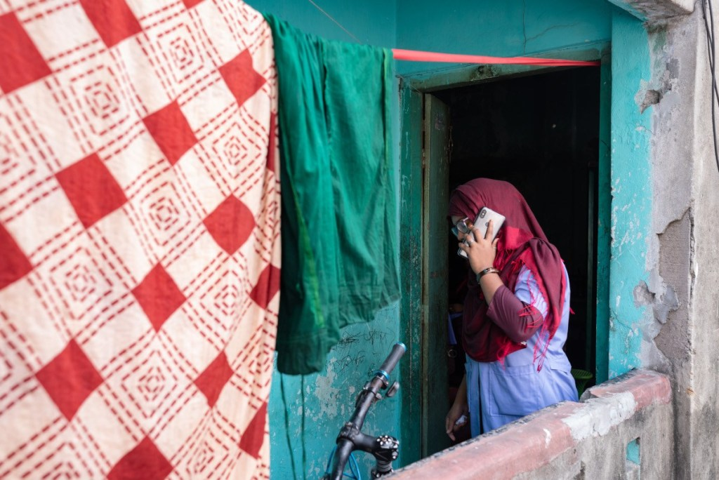 The power of social media: palliative care during lockdown in Bangladesh