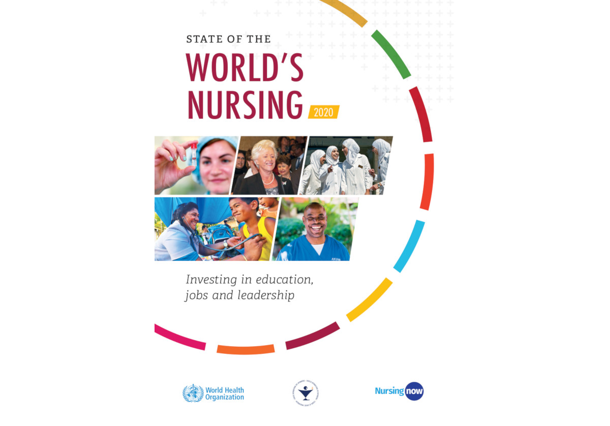 State of the World's Nursing Report shows need for urgent investment in nurses