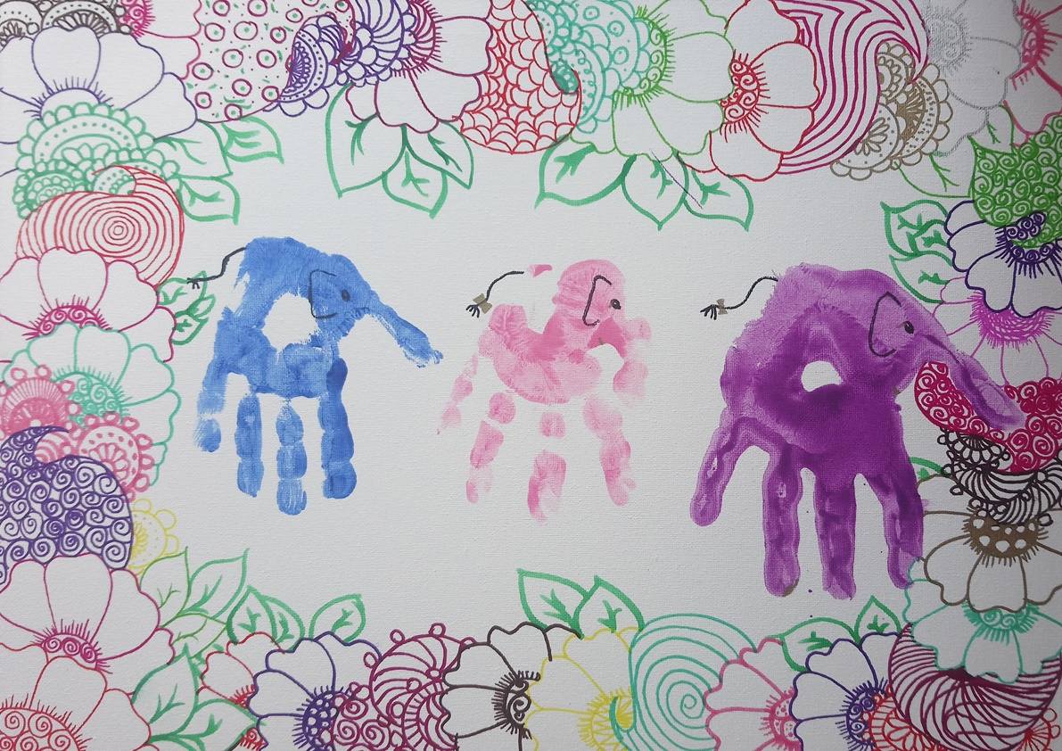 Art by children with life-limiting conditions reveals their fears and wishes