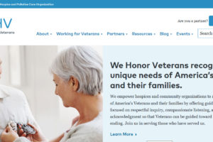 We Honor Veterans launches new website.