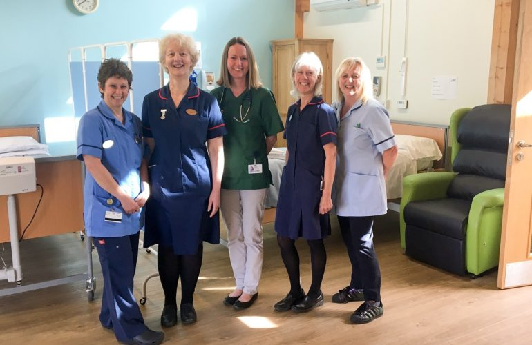Wiltshire hospice opens temporary IPU to support NHS during pandemic