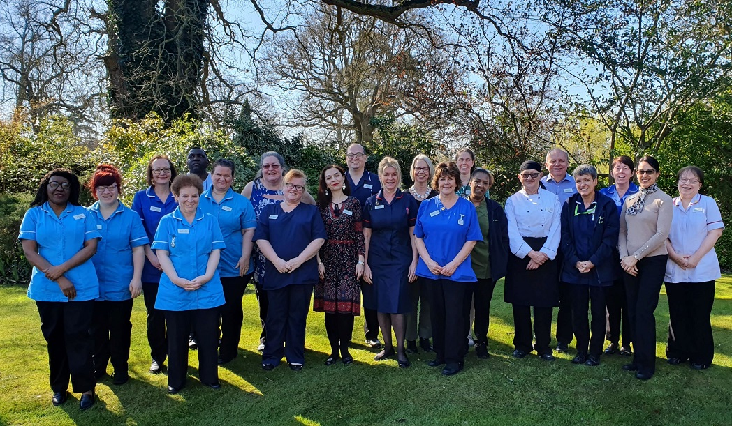 Hospice expands its services to support local care homes