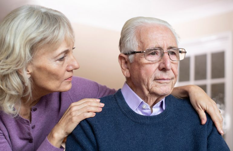 Families are struggling with decisions for relatives with dementia during COVID-19