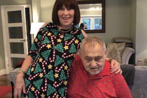 Linda and Pete