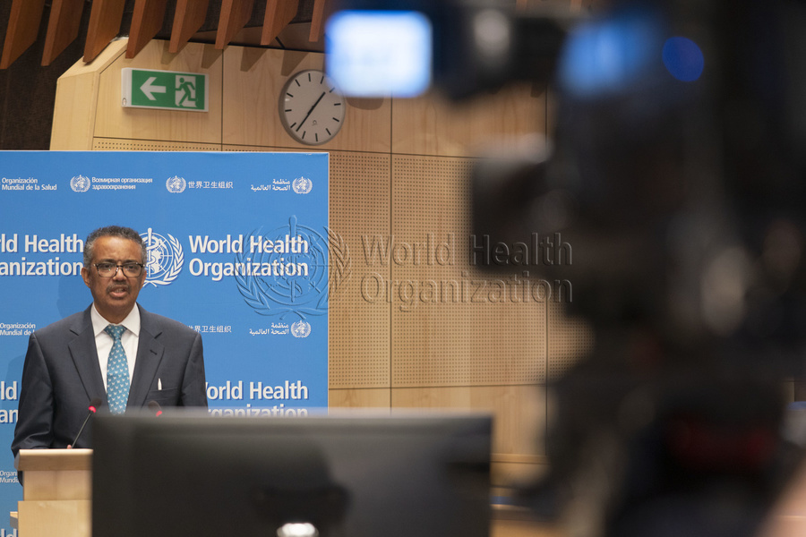 Report on the virtual 73rd World Health Assembly
